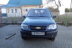 Подержанный автомобиль Chevrolet Niva, отличное состояние, 2012 года выпуска, цена 480 000 руб., Ярцево