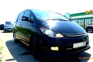 Автомобиль Toyota Estima, отличное состояние, 2001 года выпуска, цена 450 000 руб., Волгоград
