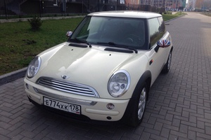 Автомобиль Mini One, хорошее состояние, 2002 года выпуска, цена 395 000 руб., Калининград