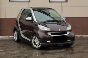 Авто Smart Fortwo, 2009 года выпуска, цена 425 000 руб., Москва