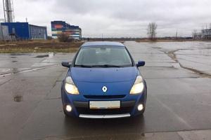 Автомобиль Renault Clio, хорошее состояние, 2009 года выпуска, цена 305 000 руб., Нижегородская область