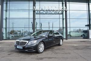 Новый автомобиль Mercedes-Benz S-Класс, 2016 года выпуска, цена 7 082 863 руб., Набережные Челны
