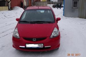 Подержанный автомобиль Honda Jazz, хорошее состояние, 2005 года выпуска, цена 290 000 руб., Озерск