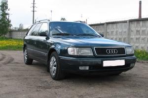 Автомобиль Audi 100, отличное состояние, 1994 года выпуска, цена 185 000 руб., Санкт-Петербург