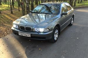 Автомобиль BMW 5 серия, отличное состояние, 1996 года выпуска, цена 280 000 руб., Смоленская область