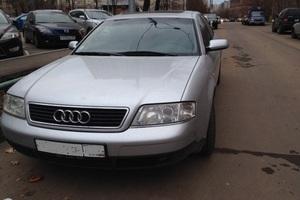 Подержанный автомобиль Audi A6, отличное состояние, 2001 года выпуска, цена 350 000 руб., Красноярск