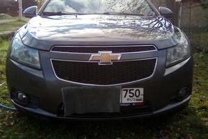 Автомобиль Chevrolet Cruze, отличное состояние, 2011 года выпуска, цена 460 000 руб., Шатура
