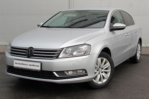 Авто Volkswagen Passat, 2011 года выпуска, цена 629 000 руб., Москва