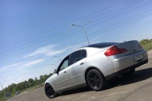 Автомобиль Nissan Skyline, отличное состояние, 2002 года выпуска, цена 350 000 руб., Томск