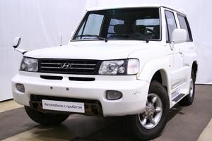 Авто Hyundai Galloper, 2002 года выпуска, цена 250 000 руб., Санкт-Петербург