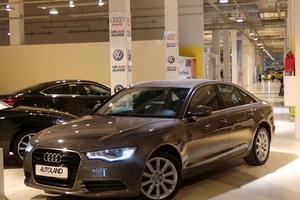 Авто Audi A6, 2011 года выпуска, цена 1 050 000 руб., Московская область