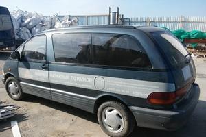Автомобиль Toyota Previa, хорошее состояние, 1993 года выпуска, цена 200 000 руб., Аксай