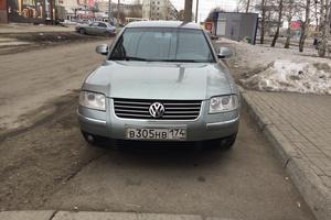 Автомобиль Volkswagen Passat, отличное состояние, 2005 года выпуска, цена 380 000 руб., Челябинск
