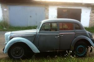 Автомобиль Москвич 401, хорошее состояние, 1955 года выпуска, цена 150 000 руб., Назарово