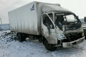 Автомобиль Foton Ollin BJ 1041, битый состояние, 2011 года выпуска, цена 250 000 руб., Домодедово
