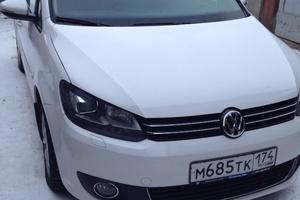 Подержанный автомобиль Volkswagen Touran, отличное состояние, 2011 года выпуска, цена 695 000 руб., Челябинская область