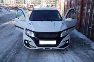 Подержанный автомобиль ВАЗ (Lada) Granta, хорошее состояние, 2012 года выпуска, цена 250 000 руб., Магнитогорск