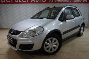 Авто Suzuki SX4, 2013 года выпуска, цена 559 000 руб., Москва