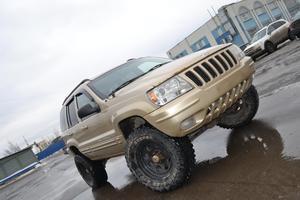 Авто Jeep Cherokee, 2000 года выпуска, цена 330 000 руб., Москва