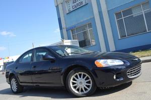 Авто Chrysler Sebring, 2001 года выпуска, цена 180 000 руб., Москва
