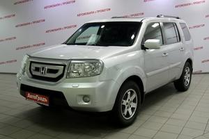 Авто Honda Pilot, 2008 года выпуска, цена 799 000 руб., Москва