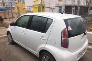Автомобиль Daihatsu Sirion, хорошее состояние, 2008 года выпуска, цена 425 000 руб., Севастополь