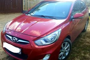 Автомобиль Hyundai Solaris, хорошее состояние, 2012 года выпуска, цена 460 000 руб., Ступино