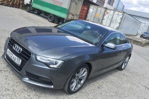 Подержанный автомобиль Audi A5, отличное состояние, 2012 года выпуска, цена 1 300 000 руб., Краснодар