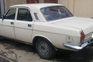 Автомобиль ГАЗ 24 Волга, среднее состояние, 1989 года выпуска, цена 60 000 руб., Краснодар