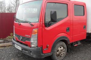Автомобиль Nissan Cabstar, хорошее состояние, 2011 года выпуска, цена 750 000 руб., Вологда