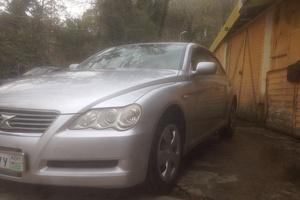 Автомобиль Toyota Mark X, отличное состояние, 2005 года выпуска, цена 300 000 руб., Сочи