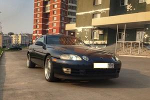 Автомобиль Toyota Soarer, хорошее состояние, 1994 года выпуска, цена 325 000 руб., Иркутск