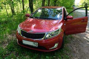 Автомобиль Kia Rio, отличное состояние, 2011 года выпуска, цена 455 000 руб., Нижний Новгород