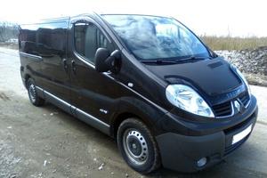 Автомобиль Renault Trafic, отличное состояние, 2007 года выпуска, цена 835 000 руб., Киров
