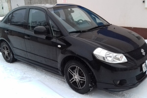 Подержанный автомобиль Suzuki SX4, отличное состояние, 2010 года выпуска, цена 450 000 руб., Раменское