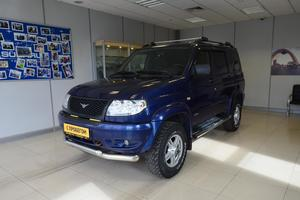 Авто УАЗ Patriot, 2012 года выпуска, цена 375 000 руб., Москва