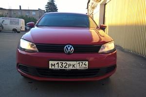 Автомобиль Volkswagen Jetta, хорошее состояние, 2012 года выпуска, цена 535 000 руб., Челябинск