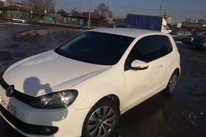 Автомобиль Volkswagen Golf, хорошее состояние, 2010 года выпуска, цена 350 000 руб., Челябинск
