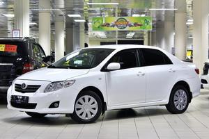 Авто Toyota Corolla, 2008 года выпуска, цена 499 999 руб., Москва