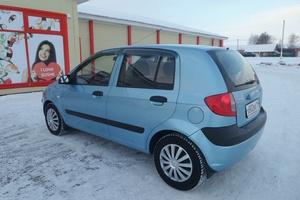Подержанный автомобиль Hyundai Getz, отличное состояние, 2010 года выпуска, цена 280 000 руб., республика Татарстан