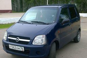 Автомобиль Opel Agila, хорошее состояние, 2004 года выпуска, цена 175 000 руб., Ярославль