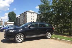 Автомобиль Audi Q7, отличное состояние, 2011 года выпуска, цена 1 850 000 руб., Иркутск
