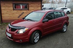 Автомобиль Pontiac Vibe, хорошее состояние, 2004 года выпуска, цена 380 000 руб., Курганская область