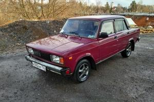 Подержанный автомобиль ВАЗ (Lada) 2105, среднее состояние, 2002 года выпуска, цена 60 000 руб., Подольск
