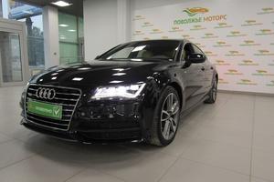Подержанный автомобиль Audi A7, отличное состояние, 2013 года выпуска, цена 1 899 000 руб., Самара
