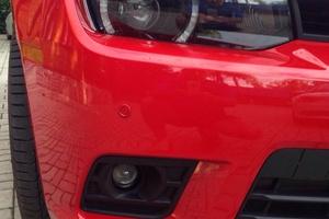 Подержанный автомобиль Chevrolet Camaro, отличное состояние, 2014 года выпуска, цена 2 500 000 руб., Казань