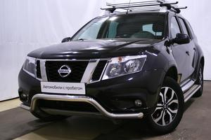 Авто Nissan Terrano, 2015 года выпуска, цена 899 000 руб., Санкт-Петербург