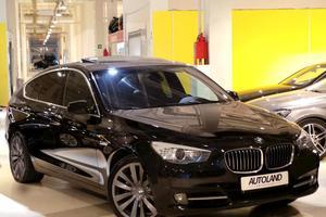 Подержанный автомобиль BMW 5 серия, отличное состояние, 2010 года выпуска, цена 1 090 000 руб., Московская область