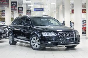 Подержанный автомобиль Audi A6, отличное состояние, 2008 года выпуска, цена 733 333 руб., Москва