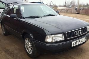 Автомобиль Audi 80, хорошее состояние, 1993 года выпуска, цена 150 000 руб., Тверь
